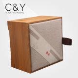 Классицистическая изготовленный на заказ деревянная коробка чая подарка