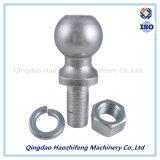 Forjamento de aço inoxidável e usinagem CNC para peças sobressalentes automotivas
