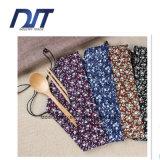 箸、テーブルウェアのための小さい綿のドローストリング袋