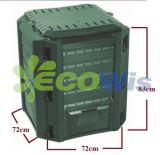 Fournisseur stationnaire de plastique de la Chine de constructeur de Composter de coffre