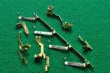 Piezas de metal del zócalo