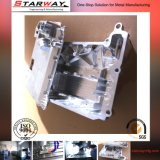 Cnc-Aluminiumprofil-Zwischenwand-Bohrung-Prägemaschinelle Bearbeitung (SW-M-001)