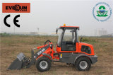 Cargador de múltiples funciones aprobado de la rueda 2.5ton del Ce de la marca de fábrica de Everun para la venta