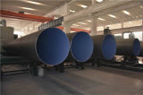 Pipe en acier Tpep de l'eau est de Weifang pour l'Afrique