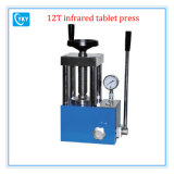 15t Compact Digital Electric Small Hydraulic Infrared Tablet Press