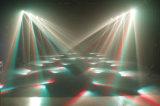 다이아몬드 Osram 15W LED 이동하는 맨 위 광속 디스코 빛