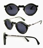 Gafas de sol plásticas de la manera del diseñador a estrenar para las mujeres/señora (DP1223YZ)