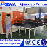 Mechanisch und Hydraulic AMD-357CNC Punching Machine