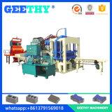 Qt4-20c halbautomatischer Betonstein, der Maschine herstellt