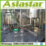 Frasco de vidro automático personalizado com a fábrica de tratamento do suco do tampão da torção