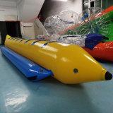 шлюпка пробки банана шлюпки банана рыб мухы шлюпки банана 1.0mm PVC/TPU раздувная раздувная раздувная