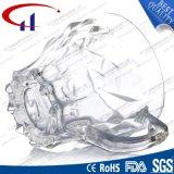 чашка горячего надувательства 180ml прозрачная стеклянная для кофеего (CHM8156)