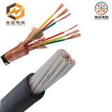Fio elétrico de liga de alumínio, cabo aéreo da tensão média
