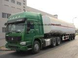 Remorque 50, 000 de pétrolier de tête et de camion de transport de pétrole pour le pétrole total