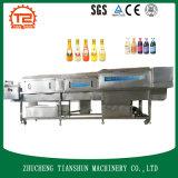 Machine tssb-60 van de Pasteurisatie van de Plaat van het Vruchtesap Ononderbroken