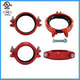 Ductile Iron Grooved Rigid Coupling (42.4) FM/UL Approved