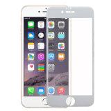 protector completo de la pantalla del vidrio Tempered de la fibra del carbón 3D para el iPhone 6/6s más