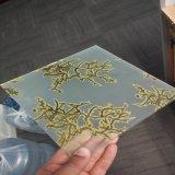 стекло украшения искусствоа 4mm для мебели и ненесущей стены