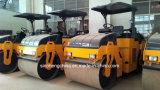 De Fabrikant van de Wegwals van China de Persen van de Grond van 6 Ton voor Verkoop Yzc6 Yzdc6
