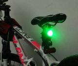 Горячий предупредительный световой сигнал безопасности света Bike сбывания СИД