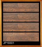 Telha cerâmica de madeira, painel de porcelana de piso de madeira