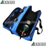 Serbatoio di ossigeno medico portatile di alluminio seriale di Alsafe
