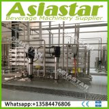 Installation de filtration de purification d'eau de système d'osmose d'inversion d'acier inoxydable