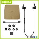 Receptor de cabeza de los auriculares de Qy13 Bluetooth con el micrófono