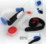 LEIDENE van het Silicone van de veiligheid Opvlammende Armband