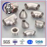 ISO ASTM inoxidable / Ss accesorios de tubería de fábrica del fabricante directamente