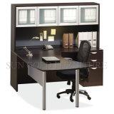 Bureau exécutif commercial de vente chaud d'ordinateur de mélamine (SZ-OD354)