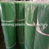 Plastikmaschendraht-Plastikineinander greifen