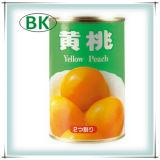 De ingeblikte Uitstekende kwaliteit van de Verkoop van Perziken Hete