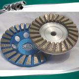 다이아몬드 돌 (SG102)를 위한 가는 컵 바퀴