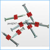 Guangzhou Supply Gun Shoot Nail with Red Buffer