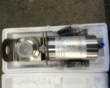 316L는 임시 액추에이터 EPDM를 가진 위생 용접 나비 벨브를 골라낸다