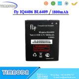 Batterij Van uitstekende kwaliteit van de Telefoon van Bl6409 1800mAh 3.7V de Mobiele voor de Accumulator van de Vlieg Iq4406