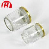 De hete Kruiken van de Honing van de Flessen van de Honing van het Glas van de Verkoop voor Imkerij