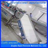 Machine à laver végétale de fruit de rondelle (générateur de l'ozone facultatif)
