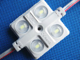 DV12V 0.96W 5730 표시를 위한 4LEDs 주입 LED 모듈