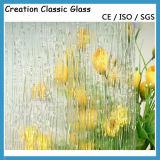 O melhor vidro modelado de vidro figurado Raindown