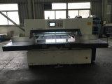 Máquina de estaca /Papercutter/Guillotine do papel do controle de programa 130f