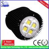 100lm / W 200W LED de la lámpara de alta potencia de alta luz de la bahía