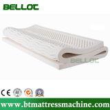 100%の自然なベッドのマッサージの乳液のメモリ泡のマットレス
