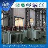 10kv ölgeschützter ONAN Verteilungs-Stromversorgungen-Transformator