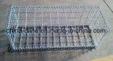 Rete metallica Gabion utilizzato nell'ingegneria civile