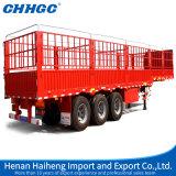 Estaca da qualidade superior de Chhgc/reboque da carga com Gooseneck