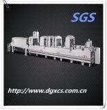 Машина Gluer скоросшивателя Xcs-800fcn многофункциональная автоматическая высокоскоростная