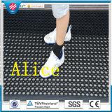 抗菌性の床のマットまたは排水のゴム製マットスリップ防止台所