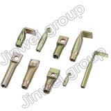 Вставка Crosshole пластичной крышки ручки поднимаясь в вспомогательном оборудовании Precasting бетона (M20X120)